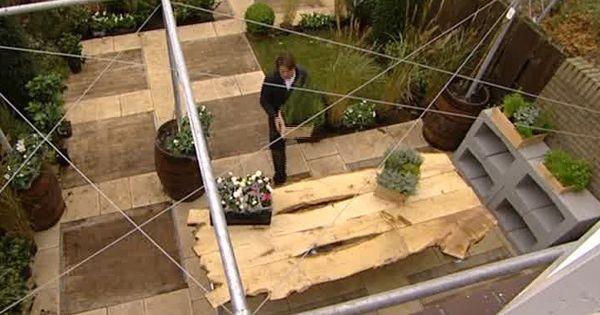 Steigerbuis pergola pergola 39 s en overkappingen pinterest tuin huis en tuin en tuin - Moderne tuin ingang ...