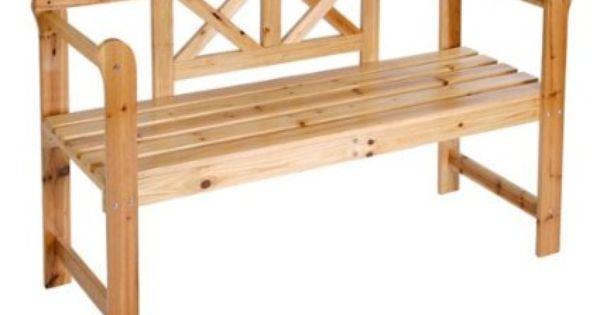 Amazon De Robuste Gartenbank Sitzbank Holzbank Fur Innen Und Aussen Geeignet Gartenbank Holz Gartenbank Holzbank