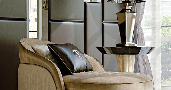 Stardust collection italian luxury design for Chaise italienne design