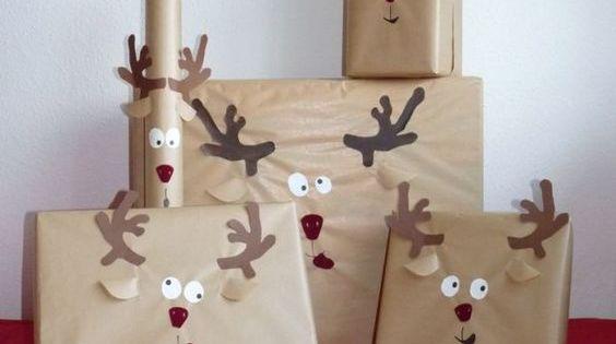 5 ideas originales para envolver regalos infantiles - Regalos envueltos originales ...