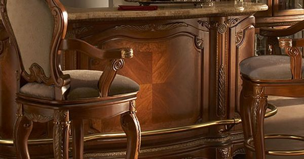 Bars And Stools Michael Amini Furniture Designs Amini