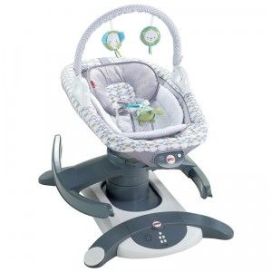 4 In 1 Rock N Glide Soother From Fisher Price Fisher Price Baby Fisher Price Baby Swings
