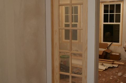 Stationary Built In French Door Panels French Doors Used