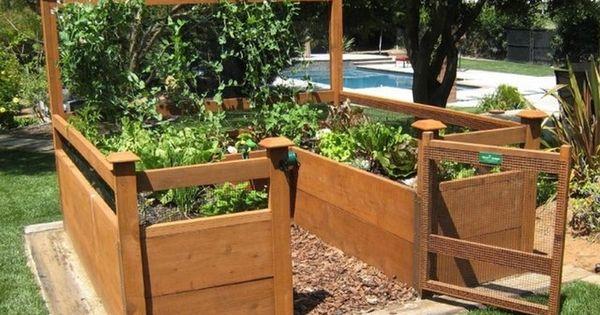 Above ground vegetable garden best home design ideas for Above ground vegetable garden
