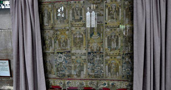 Winchcombe Altar Cloth C1380 109 Altars
