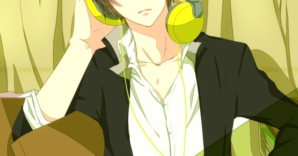Anime Boy With Glasses Anime Boys Pinterest Anime
