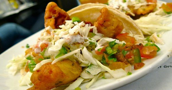 The best fish tacos in los angeles angeles the o 39 jays for Best fish taco recipe in the world