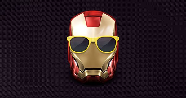Hipster Iron Man 3 Helmet iPhone 5 Wallpaper.jpg 640×1.136 ...