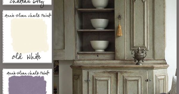 An Antique Swedish Cupboard Found Here Via Pinterest Is