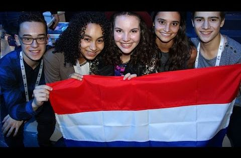 junior eurovisie songfestival in nederland