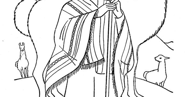 coloring pages of peru - photo#25