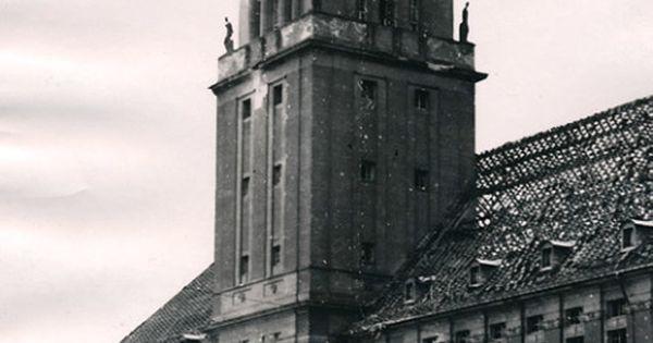 Billedresultat for Rathaus Schöneberg 1940
