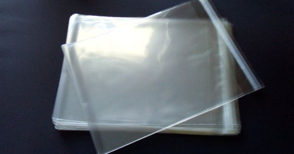 100 8 1 4 X 10 1 8 Inch Resealable Cello Plastic Bags By Vicsaless Packing Jewelry Cello Card Sizes