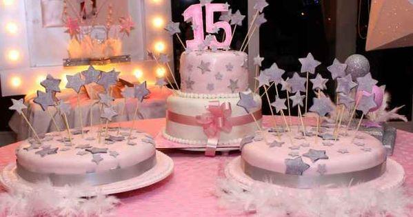 Fotos Para 15 Anos: ¿Como Hacer Una Torta De 15 Años? ¿Como Adornar Tortas De