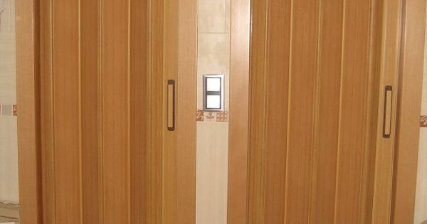 Puertas de acordeon decorar tu casa es facilisimo for Puerta de acordeon castorama