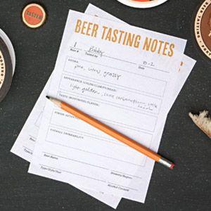 Diy Beer Tasting Notes Free Printable Download Beer Tasting Wine Tasting Notes Diy Beer