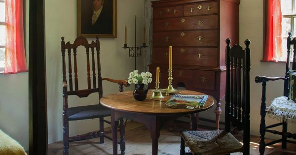 Colonial And Bedrooms On Pinterest