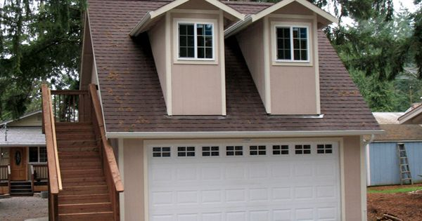 Mother in law apartment 20x20 by tuff shed storage for Mother in law garage apartment