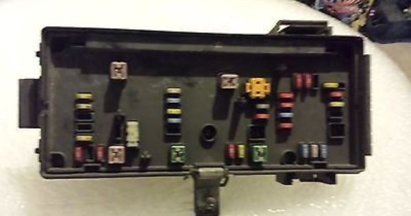 06 Dodge Ram 1500 5 7l Hemi Fuse Box Totally Integrated