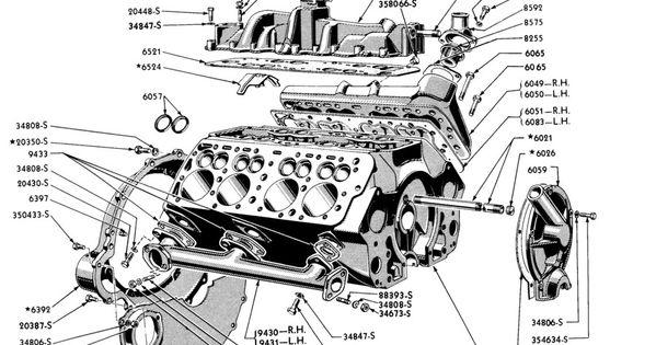 302 Engine Diagram