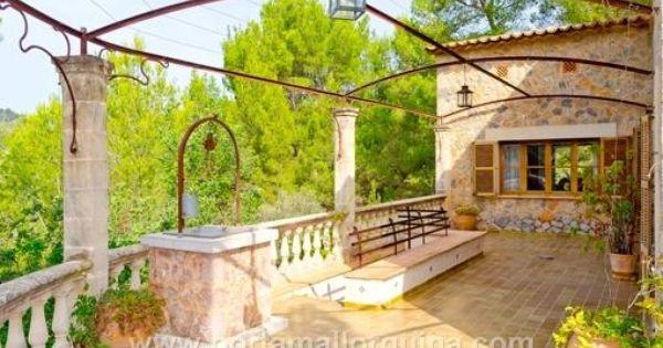 mediterrane häuser und ihre gärten - Google-Suche  garten  Pinterest  Garten and Gardens