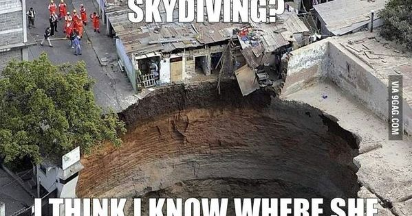 The Most Terrifying Sinkhole Pictures You've Ever Seen ...
