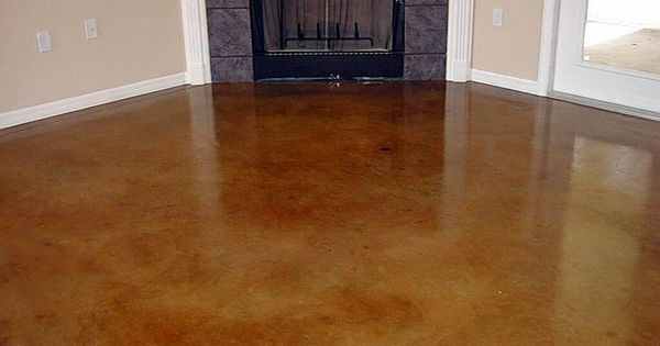 Soncrete Stain Maylay Tan Acid Stain High Gloss