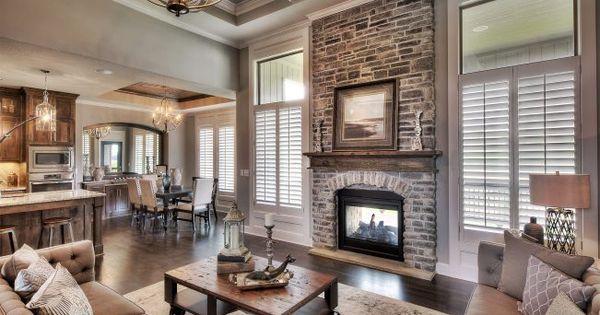 4 New Homes Kansas City Jefferson Reverse 1 5 Story New Home Builders Home Home Builders