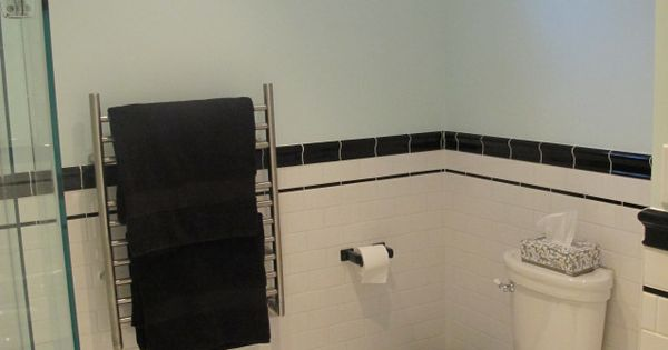 In Almost All Its Glory 1930s Style Bathroom And Art Deco Style
