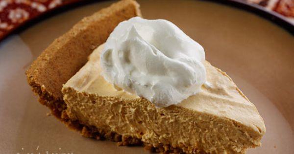 #pumpkin spice nobake cheesecake