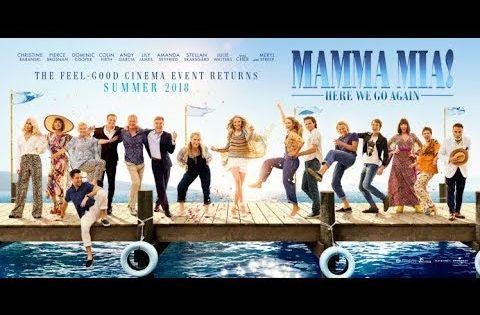 Mamma Mia Here We Go Again Movie 2018 Musical Comedy Mamma Mia Mama Mia Mamma