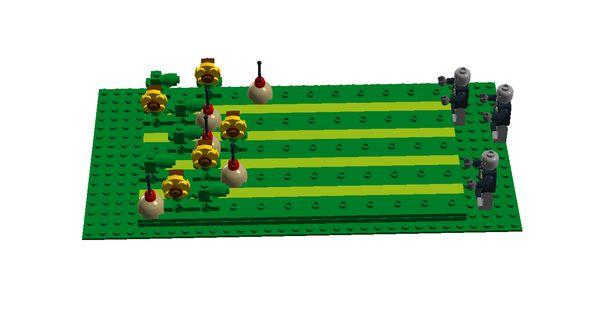 lego zombies vs plants - Google Search | Isaac's Christmas