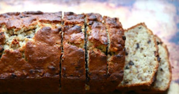 banana bourbon with chocolate chunk bread...I have got to make this!