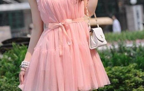 صور فساتين قصيرة منقوشة 2021 Dresses 2010s Fashion Tulle Tutu Dress