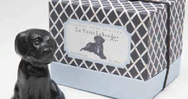 Packaging Black Labrador Black Labrador Dog Pet Gifts