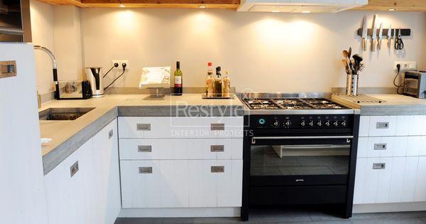 Sloophout keuken van restylexl restylexl keuken for Keuken van sloophout