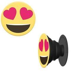 Popsocket Phone Grip Stand Hearts Emoji Novelty Toy By Popsockets Derzhatel Telefona Telefon