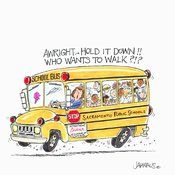 School Bus Driver Cartoons Gifts For School Bus Driver