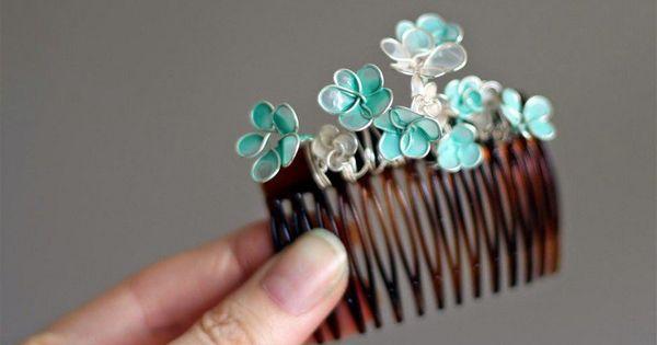 Fabriquer des bijoux fantaisie avec vernis à ongles – 37 idées