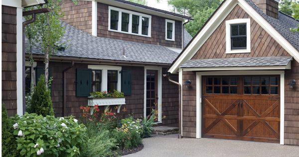 Best Cedar Sided Home Gallery Cedar Shingles Are Covered In 400 x 300