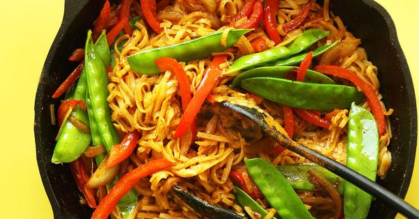 Snow peas, Bean sprouts and Sauces on Pinterest