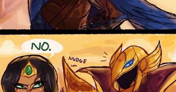 azir and sivir relationship poems