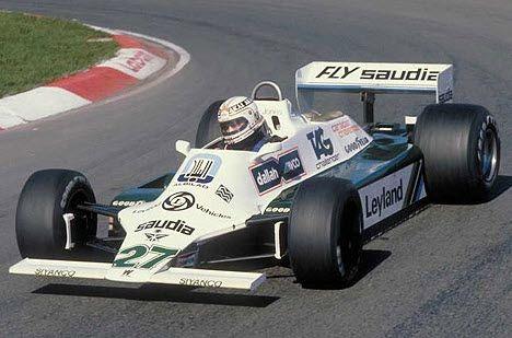 Pin Em Formula 1 1980 To 1989