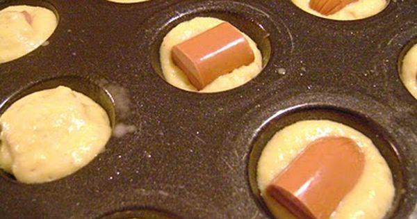 Jiffy Mini Corndogs Jiffy Corn Dog Mini Muffins Servings - approx 20