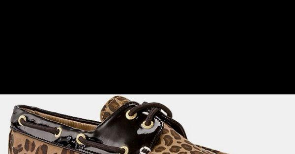 Cheetah Sperrys ❤ yes, please?!
