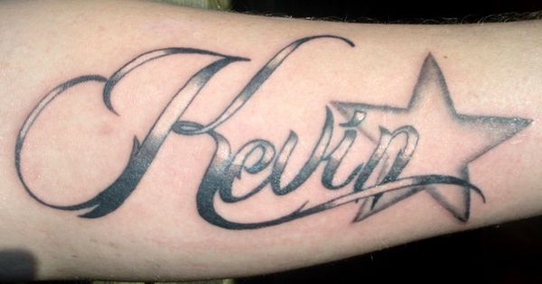 lettering for tattoos tattoos of name kevin mastotattoo nl 187 kevin 5592