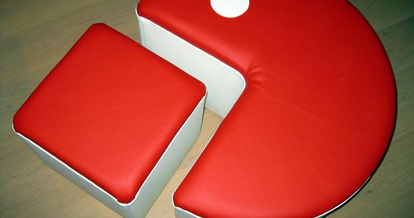 DIY Pac-Man Ottoman | 32 Things You Need In Your Man Cave