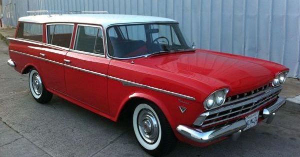 Craigslist 1960 Amc Wagon Autos Post