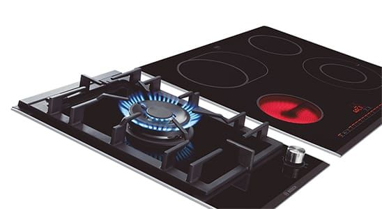 Bosch Gas Induction Combo Google