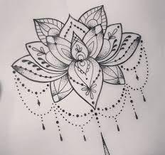 Resultado De Imagem Para Tattoo Flor De Lotus Mandala